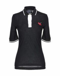 BOUTIQUE MOSCHINO TOPWEAR Polo shirts Women on YOOX.COM
