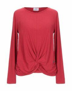 LFDL LA FABBRICA DELLA LANA TOPWEAR T-shirts Women on YOOX.COM