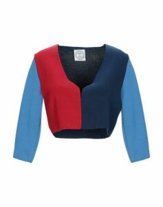 10X10 ANITALIANTHEORY KNITWEAR Cardigans Women on YOOX.COM