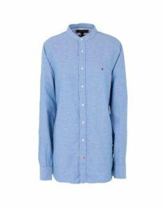 TOMMY HILFIGER SHIRTS Shirts Women on YOOX.COM