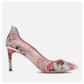 Ted Baker Women's Vyixin Court Shoes - Light Pink - UK 3