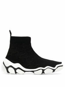 Red Valentino RED(V) Glam Run sneakers - Black