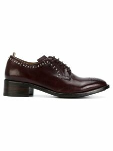 Officine Creative Lydie lace-up shoes - Red