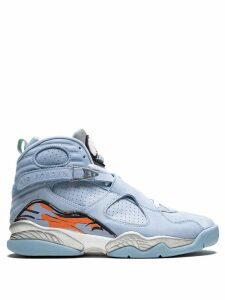 Jordan Womens Air Jordan 8 Retro - Blue
