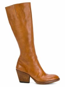 Officine Creative Jacqueline boots - Brown