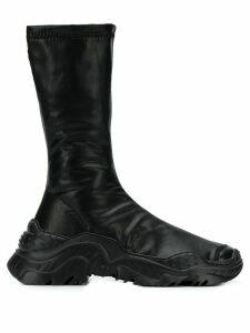 Nº21 sock sneakers - Black