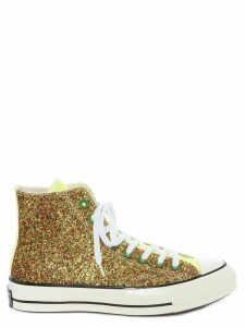 JW Anderson x Converse Chuck Taylor hi-top sneakers - Gold