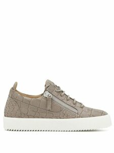 Giuseppe Zanotti May low top trainers - Neutrals