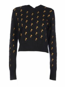 Chloé Long Sleeves Crewneck Fantasy