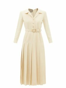 Loup Charmant - Liberty-print Cotton-voile Top - Womens - Green