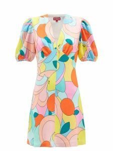 Extreme Cashmere - Knitted Stretch-cashmere Cape - Womens - Navy