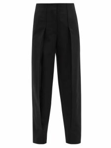 Atm - V-neck Cotton-jersey T-shirt - Womens - Grey