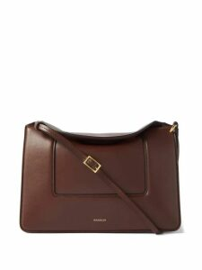 Proenza Schouler - Split Cuff Silk Blend Roll Neck Sweater - Womens - Black