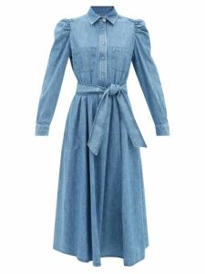 The Row - Muriel Cashmere Sweater - Womens - Navy