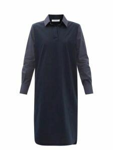 Borgo De Nor - Katarina Surreal-print Silk Top - Womens - Black Print