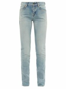 Fendi - High-rise Pleated Satin Midi Skirt - Womens - Beige
