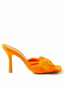 The Elder Statesman - The Fairest Isle Car-intarsia Cashmere Sweater - Womens - Beige