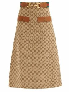 Thom Browne - Tri-colour Striped Cotton-piqué Cardigan - Womens - White