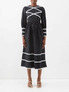 Chloé - Roll-neck Cashmere Sweater - Womens - Grey