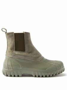Chloé - Iconic Open Back Cashmere Sweater - Womens - Navy