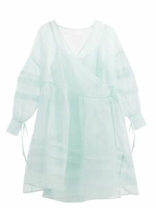 Chloé - Round Neck Cashmere Sweater - Womens - Navy