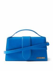 Saloni - Susie Buttoned Cotton-blend Shirtdress - Womens - Black