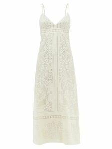 Paco Rabanne - Chainmail Tank Top - Womens - Gold