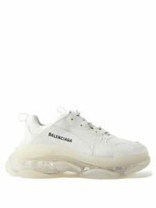 Altuzarra - Jackson Glitter Rib Knitted Cardigan - Womens - Navy