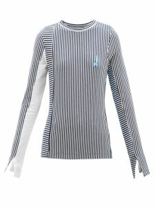 The Elder Statesman - Tie-dyed Cashmere Sweater - Womens - Green Multi