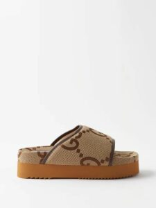 The Elder Statesman - Striped Open Front Cashmere Cardigan - Womens - Multi