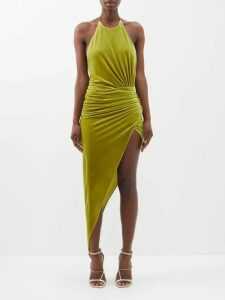 Raey - Oversized Cashmere-blend Hooded Sweatshirt - Womens - Grey