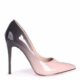 PHOENIX - Nude Ombre Effect Stiletto Court Heel