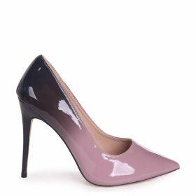 PHOENIX - Dusky Pink Ombre Effect Stiletto Court Heel