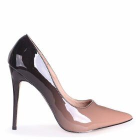 PHOENIX - Mocha Ombre Effect Stiletto Court Heel