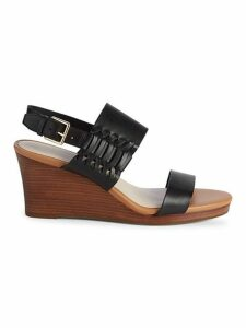 Paiva Grand Slingback Wedge Sandals