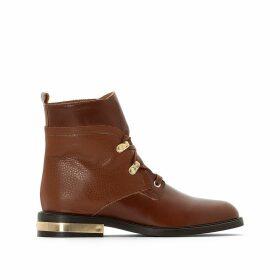 Danifa Leather Boots