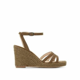Wedge Heel Espadrille Sandals