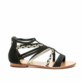 Keira Leather Sandals