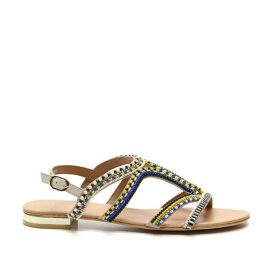 Iba Leather Sandals