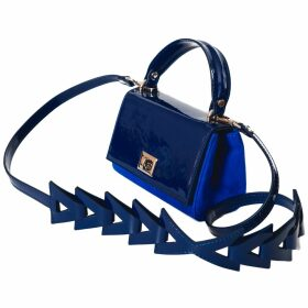 JIRI KALFAR - Red Herringbone Knit Wool Sweater