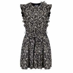 IN. NO - Brittney Cashmere Blend Coral Hoodie