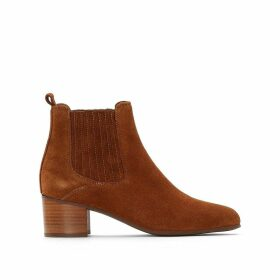 Debina Suede Ankle Boots