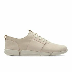 Tri Caitlin Leather Trainers