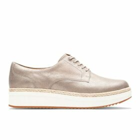 Teadale Rhe Suede Leather Brogues
