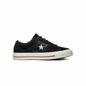 One Star Leather Trainers