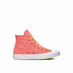 Chuck Taylor All Star Hi Canvas Glow Up High Top Trainers