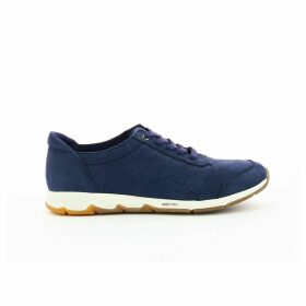 Cassy Leather Trainers
