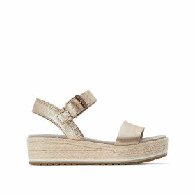 Santorini Sun Leather Sandals