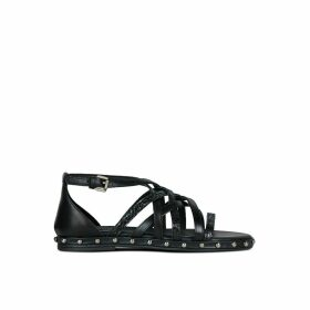 D Kolleen 02 Leather Sandals