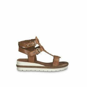 Eda Leather Sandals